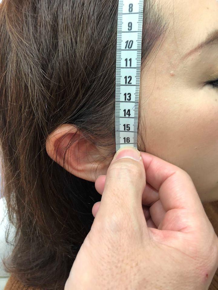 人毛100%医療用ウィッグフルオーダーはふくりび