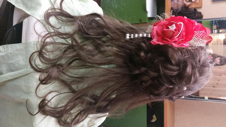 ふくりびウィッグヘアセット