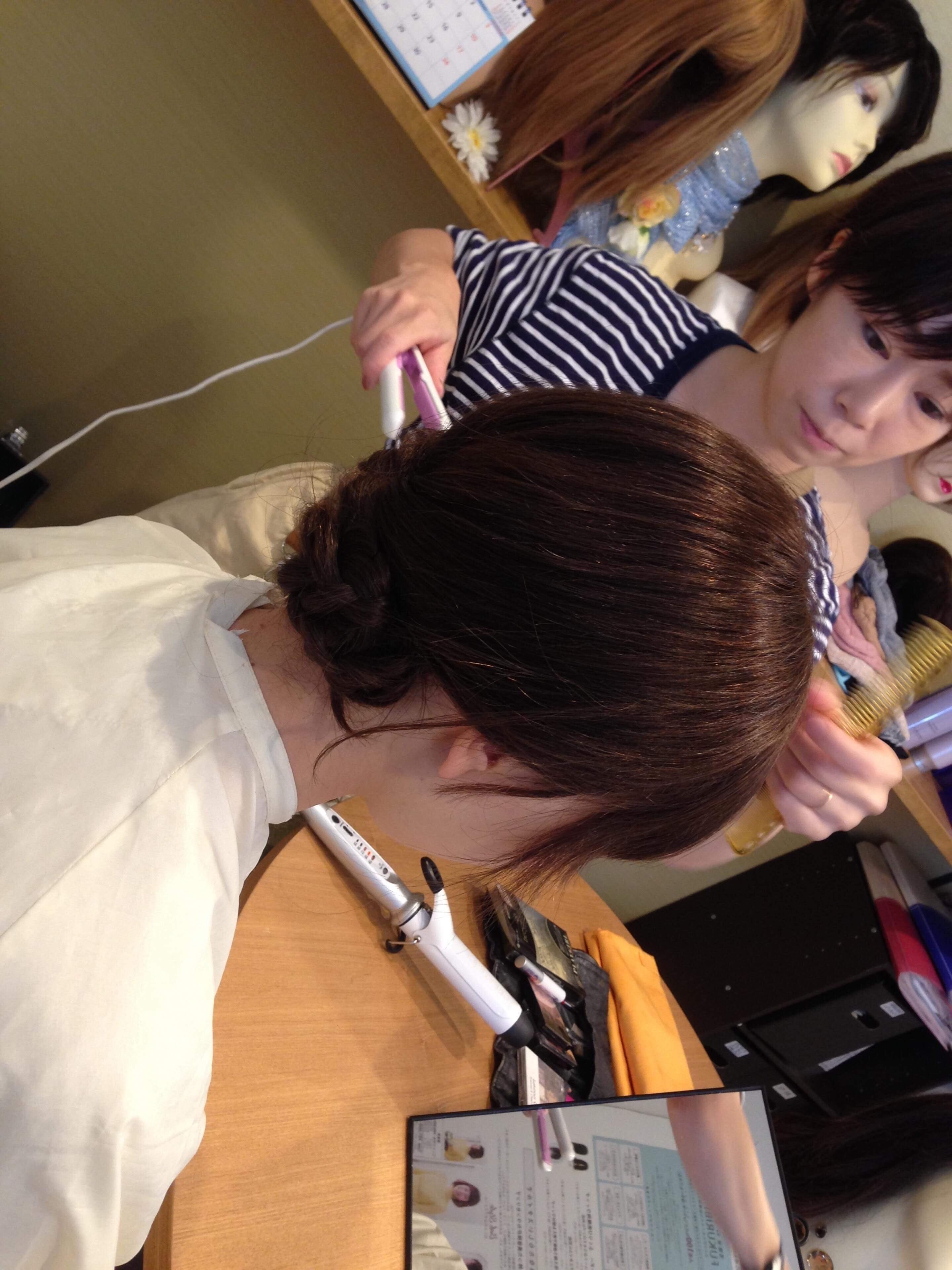 福祉美容師