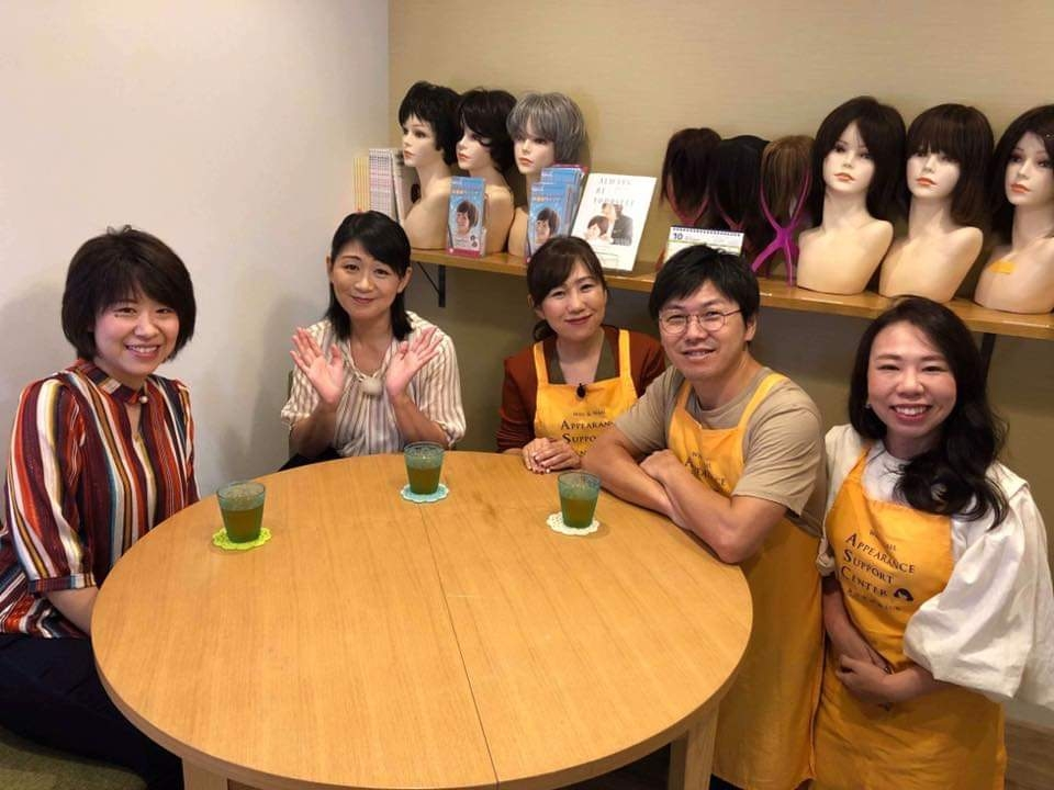 あぴサポTV取材