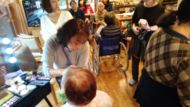 高齢者施設人気イベント